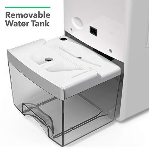 vremi 1 pint dehumidifier - to dehumidify small rooms up to