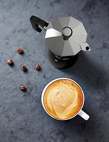 vremi fabricante de café espresso estufa - moka cafetera o