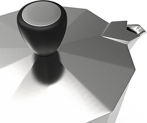 vremi stovetop espresso maker moka pot cafetera para estufa