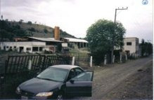 vrt/ patio industrial con el frente mayor sobre la autopista