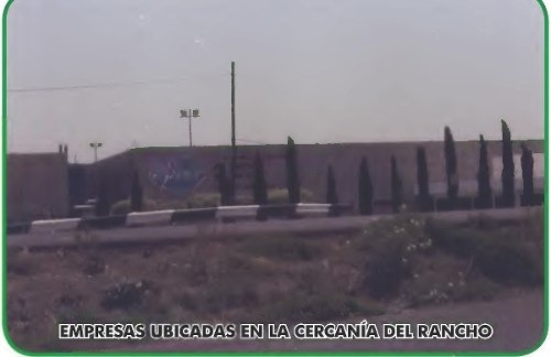 vrt/ rancho ubicado a pie de carretera en san luis de la paz