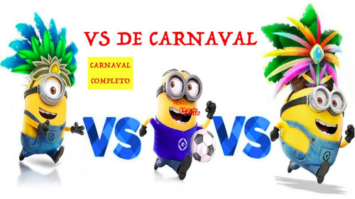 vs de carnaval - completo - marchinhas - axe - top