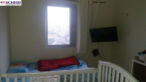 v.s.catarina, 68m², armários, 2 dorm, sala 2 amb,coz, 2 wc, 1 vaga, lazer completo - mc3526