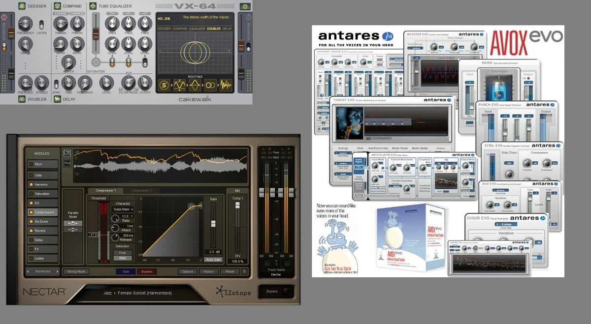 Vst nectar 2 | Download iZotope Nectar 3 00  2019-05-22