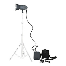 Vt-400p Visico - Flash De Estudio 400watts Con Bateria