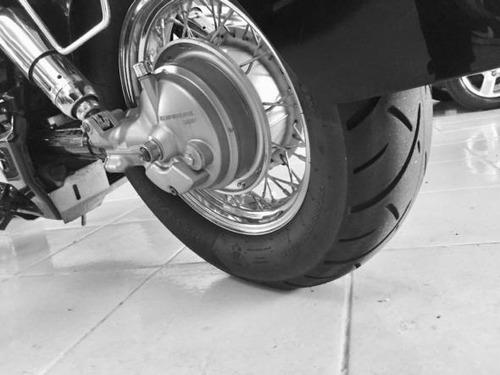 vt 750 shadow 2009 preta com alforges muito nova pneus novos