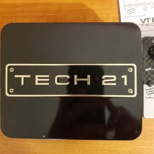 vt bass di tech 21 pedal