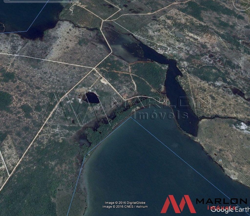 vt00780 terreno a beira da lagoa em nisia  floresta