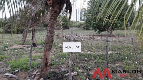 vt00783 terreno em ponta negra