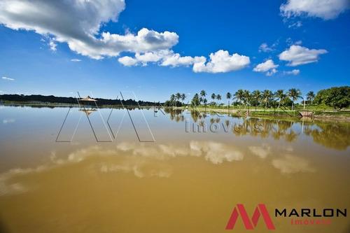vt00900 terreno condominio fazenda real ii em macaiba