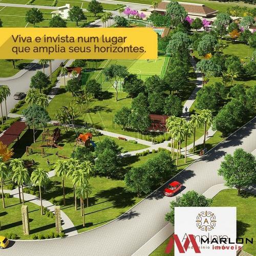 vt00926  terreno condominio ampliare em em nova parnamirim
