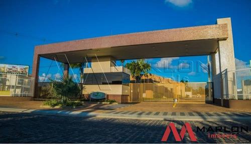 vt00943 terreno condominio esmeralda em parnamirim
