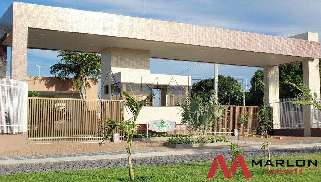 vt00944 terreno condominio esmeralda em parnamirim