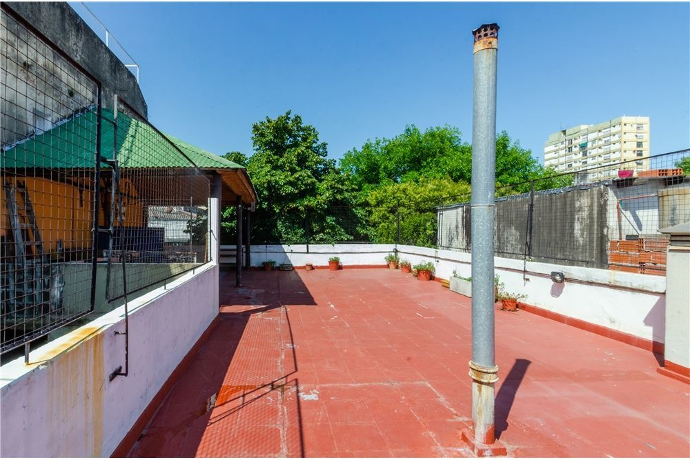 vta ph 4 amb balcón terraza y parrilla  caballito