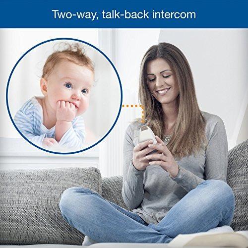 vtech dm221 monitor de audio para bebes con hasta 1,000 pies