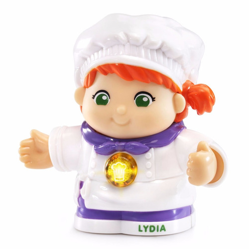 vtech go! go! smart friends chef lydia toy figure
