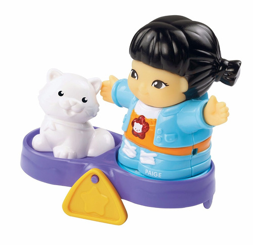 vtech go! go! smart friends paige and her see-saw