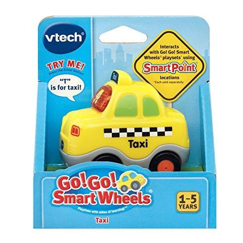 vtech go! ¡ir! smart wheels taxi