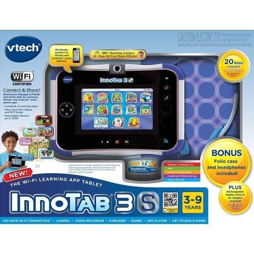 vtech innotab 3s bundle - azul
