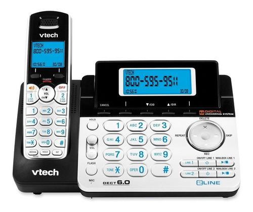 vtech sistema telefonico para 2 lineas - expandible ds6151