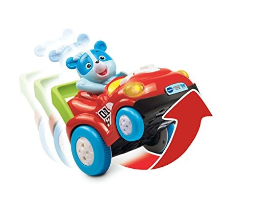 vtech smart stunts rc race carro