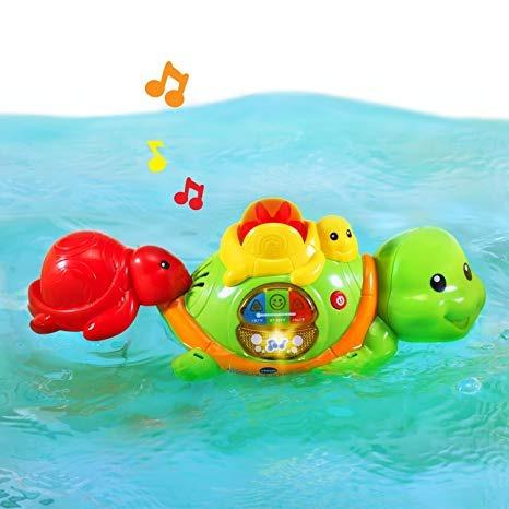 vtech splash la tortuga canto (libre de frustraciones embala