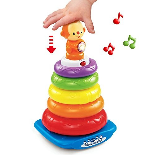 vtech stack y sing rings frustration free packaging