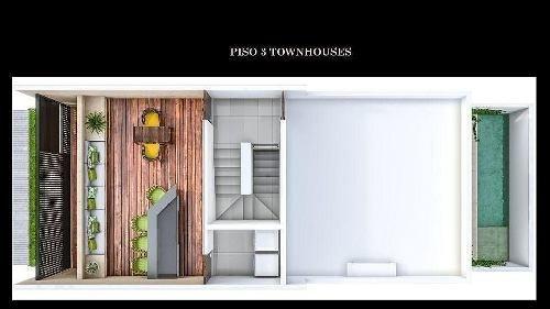 vth-17010 townhouses en preventa en sao en santa gertrudis copo
