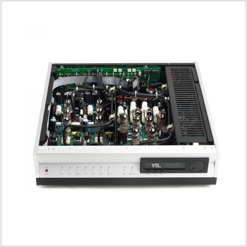 vtl tl 5.5 s2 con phono - preamplificador valvular stereo