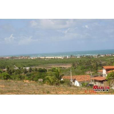 vtp00330 terreno na praia de genipabu