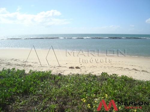 vtp00851 terreno na praia de tabatinga, veira mar e plano