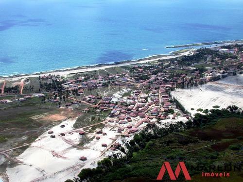 vtp00925 terreno na praia de barreta com 20hec