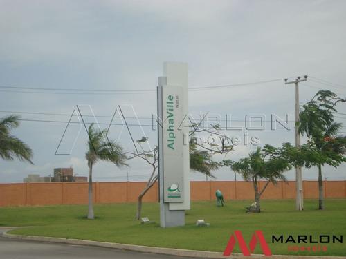 vtp01010 terreno condominio alphaville em pium