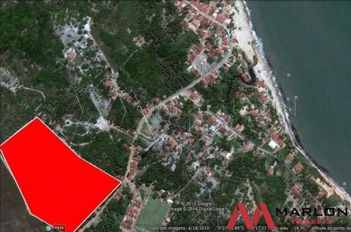 vtp01027 terreno na praia de maracajau