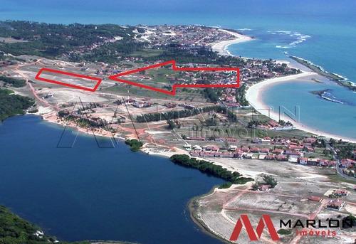 vtp01035 terreno na praia de tabatinga