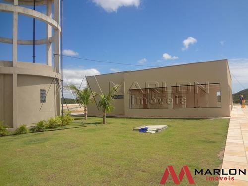 vtp01224 terreno condominio palms spring em nova  cidade