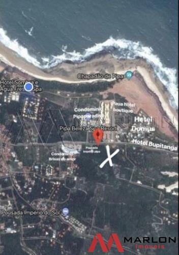 vtp01226 terreno na praia de pipa