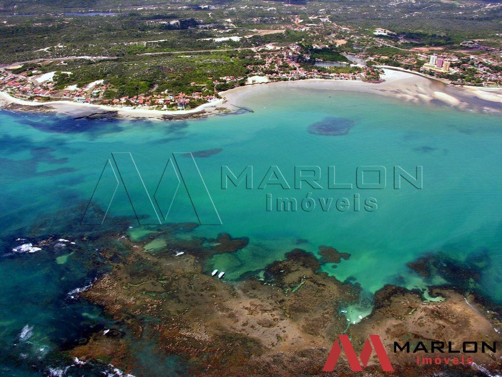 vtp01236 terreno na praia de pirangi a 800m da beira mar