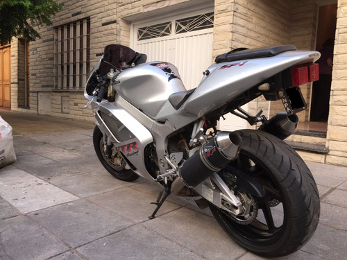 vtr 1000 sp1 - original + escape screaming demon exhaust au