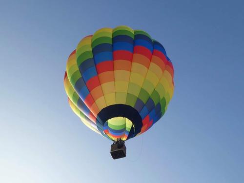 vuelo en globo exclusivo para dos (2) ((reserva))
