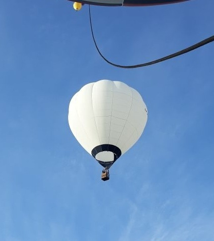 vuelo en globo (exclusivo para dos)