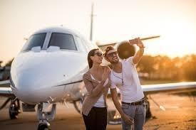 vuelos chárter // vuelos privados