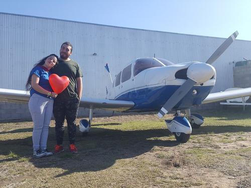 vuelos de bautismo, individuales, grupales y paracaidismo