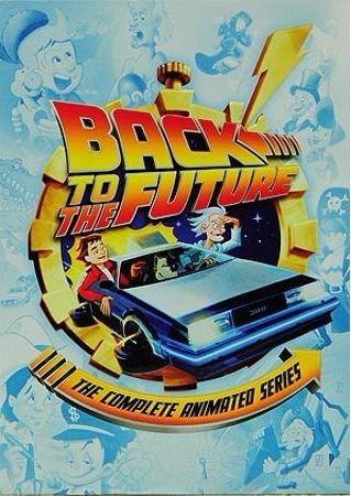 vuelta al futuro animada serie