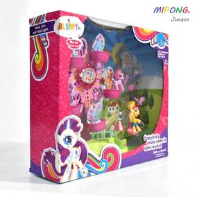 Luz Sonidos Juguete Al Y Mipong Mundo Pony Vuelta De Con 1TKlFJc3