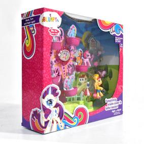 De Pony Con Mipong Sonidos Al Mundo Juguete Y Vuelta Luz J3FT1clK