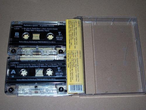 vuelveme a querer doble audio cassette kct tape lucero