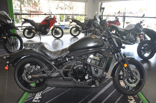 vulcan s 650 abs 2017 negro mate - imperdible!!