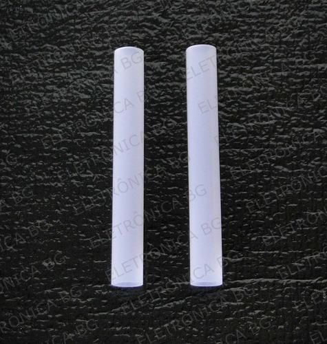 vv mangueira de silicone p/ cafeteira 12mm x 100mm | kit c2