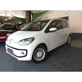 Vw - Up Move 1.0 Flex 3cc Completo 4 Portas 2017